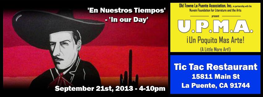 'En Nuestros Tiempos'- 'In our Day'