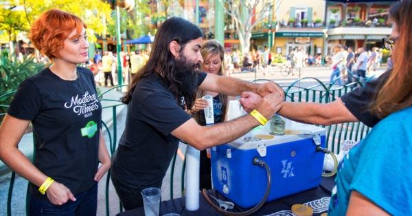 Local Brews, Local Grooves – Anaheim, CA (09-19-15)