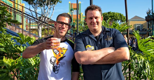 Local Brews Local Grooves (House of Blues, Downtown Disney Anaheim)