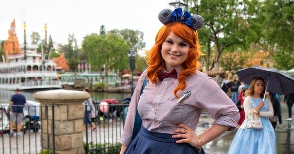 Dapper Day at Disneyland (Spring) 2015