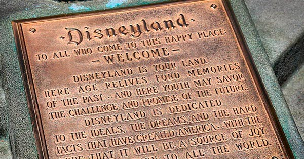 Why I love Disneyland